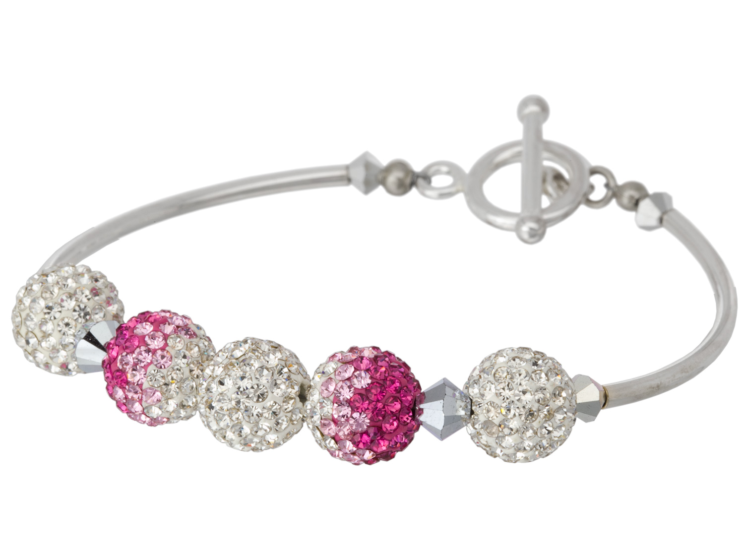 Pretty in Bling Bracelet
