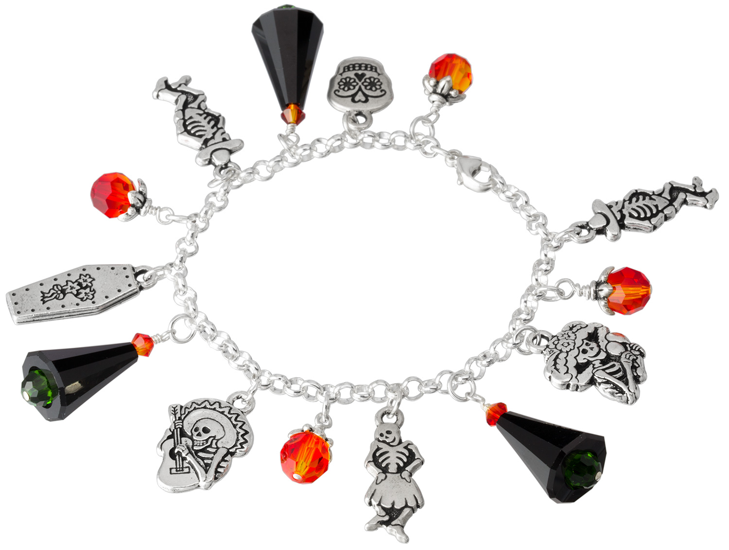 Trick or Treat Bracelet