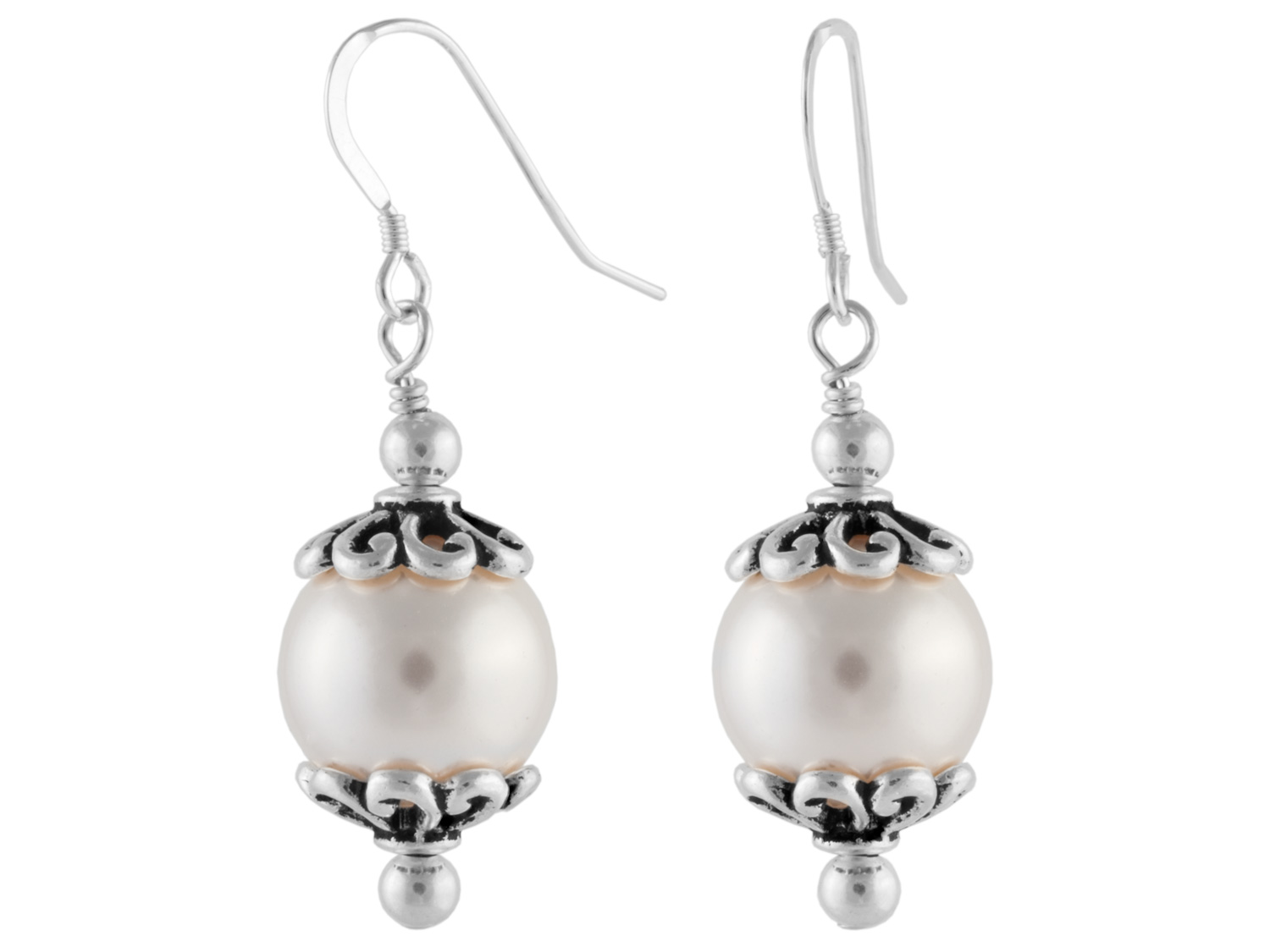 Enchanted Pearls Earrings
