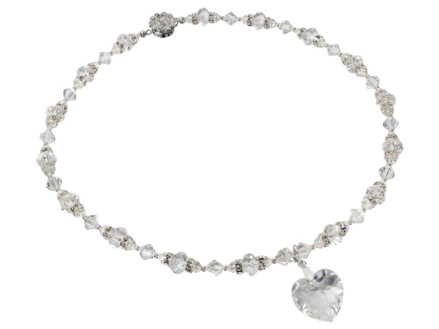 Crystal Romance Necklace