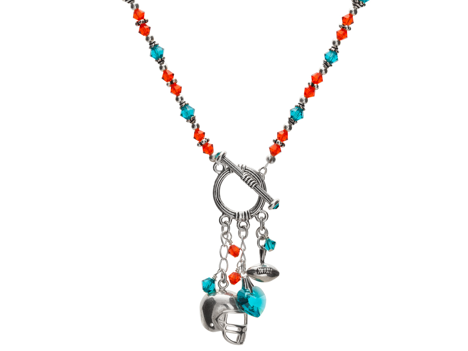 Miami Dolphins Necklace