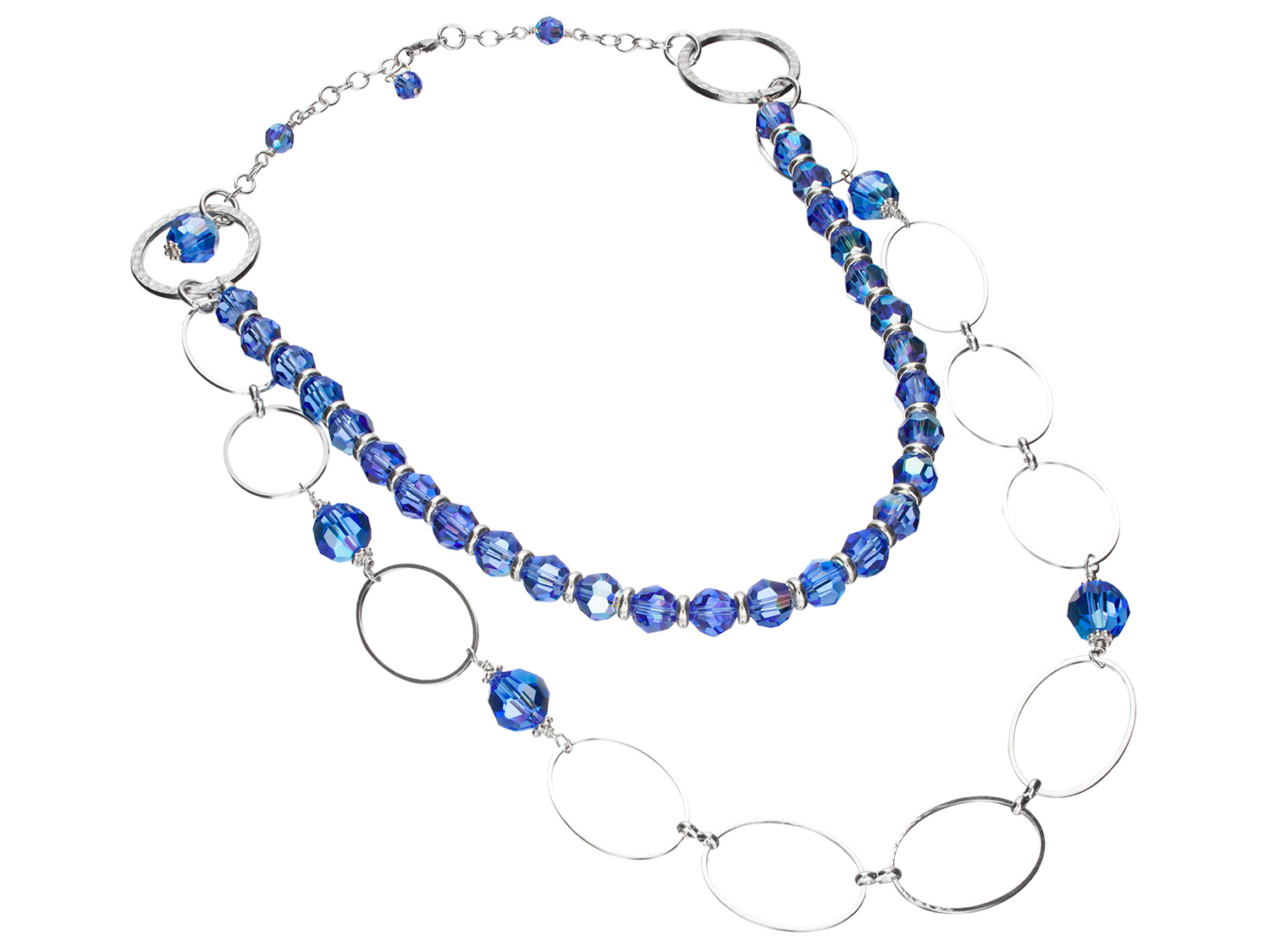 Sapphire Serenity Necklace