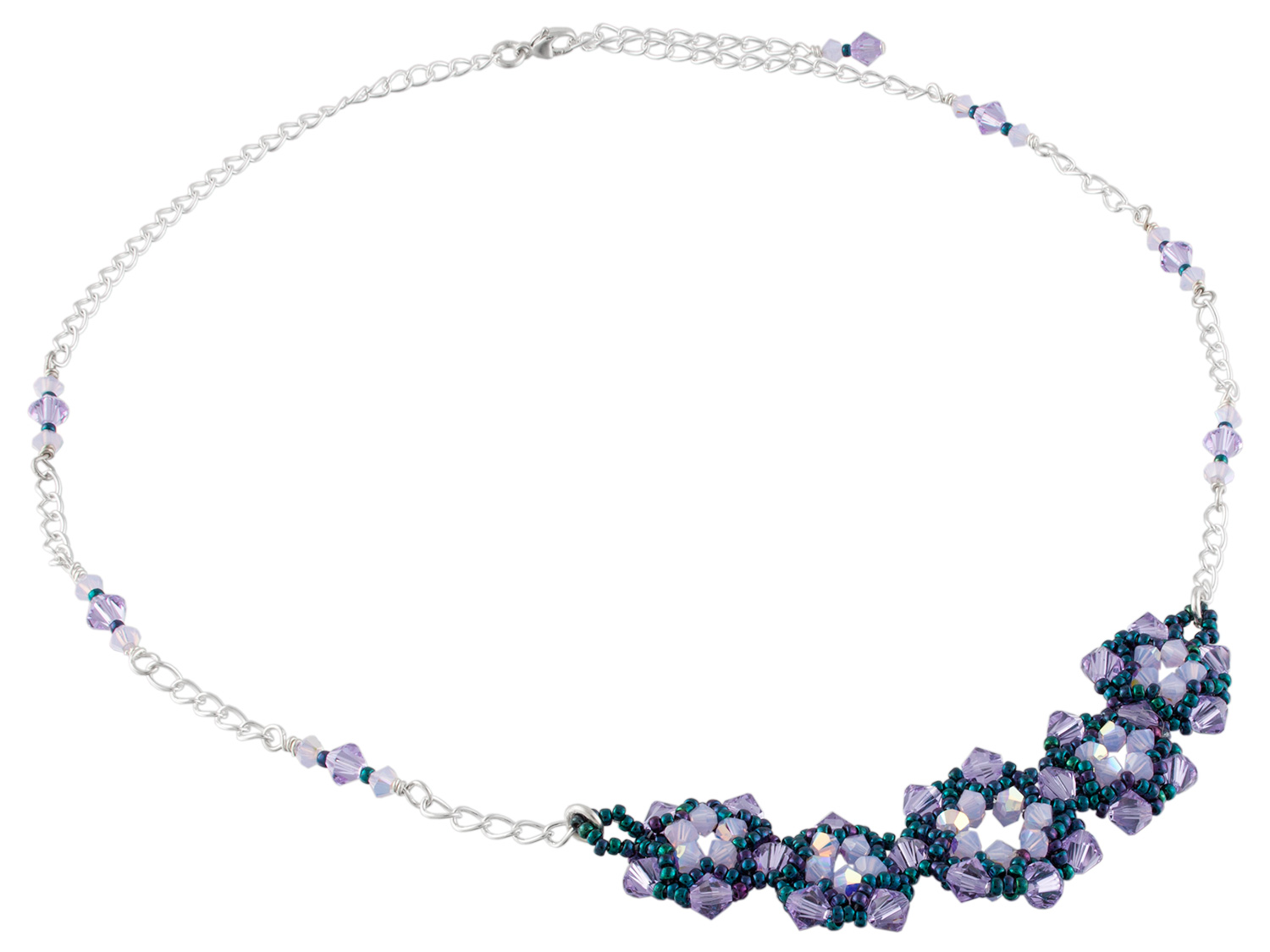 Hint of Spring Necklace